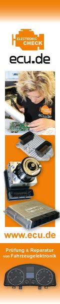 Prüfung und Reparatur von Fahrzeugelektronik und Steuergeräten